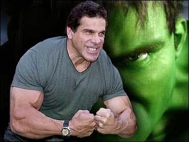 lou ferrigno hulk smash