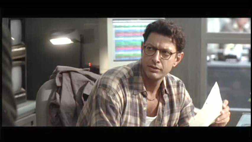 Jeff Goldblum To Reprise His Role For Independence Day sequel