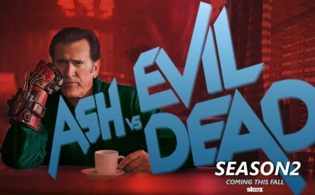 In Review Ash Vs Evil Dead Home Again