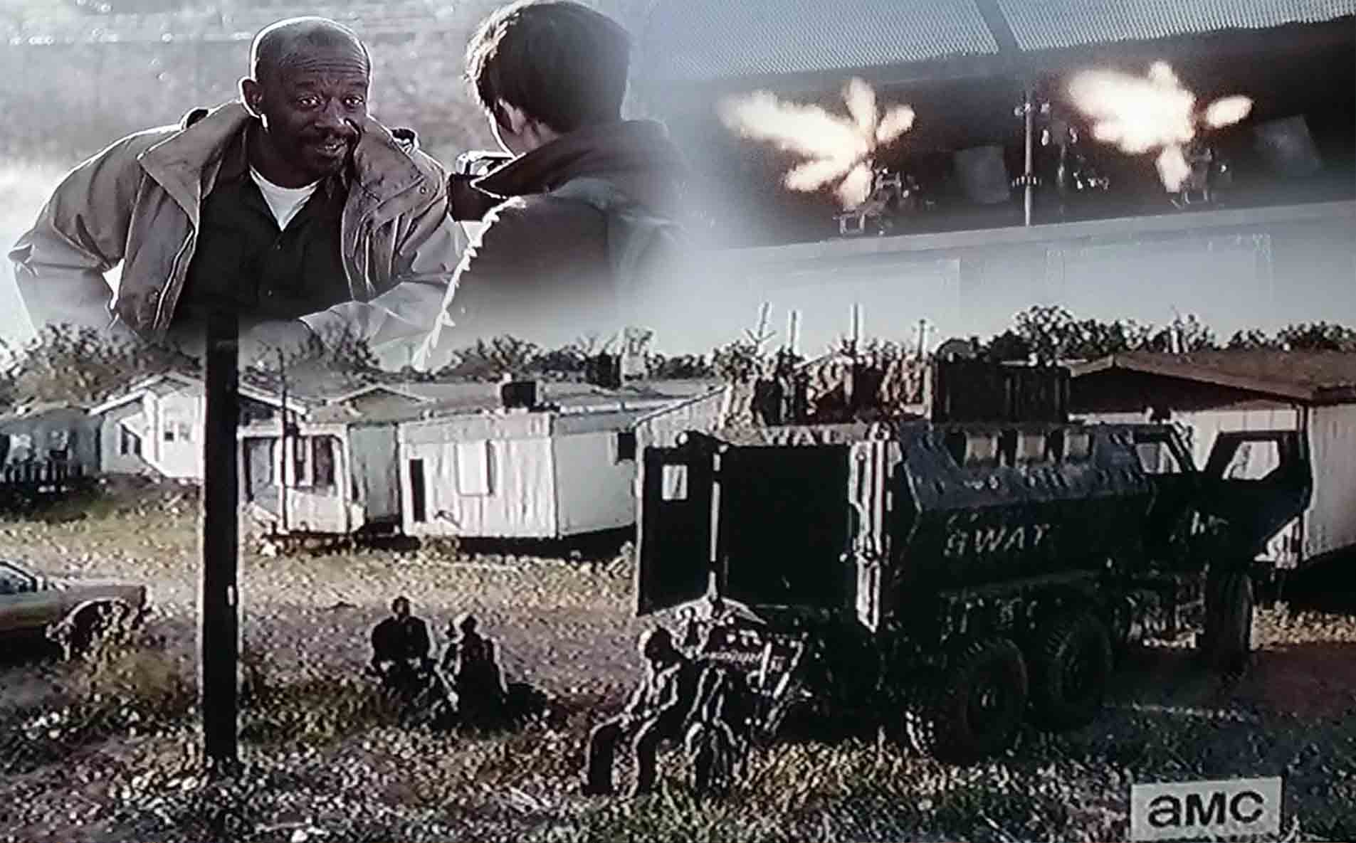Fear the Walking Dead season 4 premiere packs a punch!