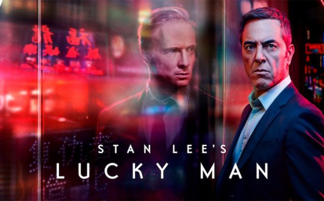 Lucky Man 3x05 Espa&ntildeol Disponible