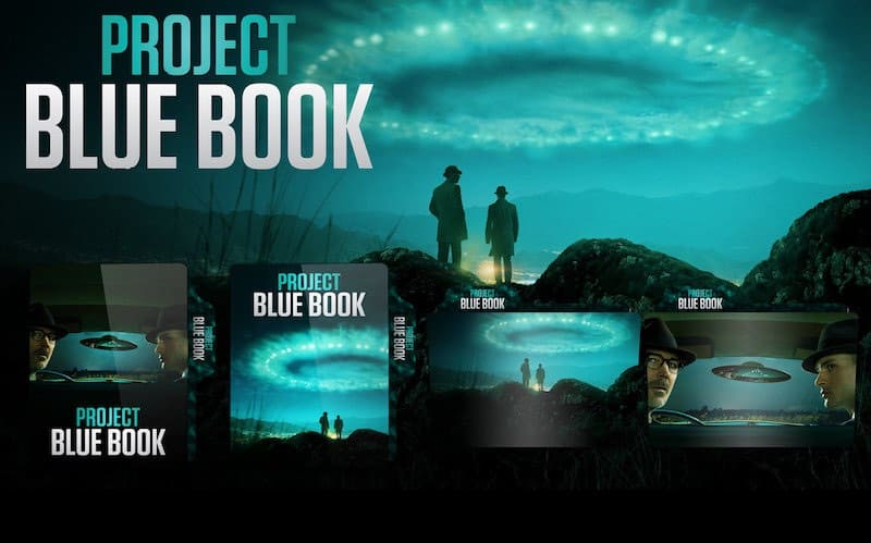 In Review Project Blue Book Season 1 The Lubbock Lights